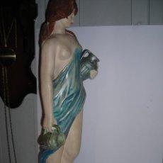 Antigüedades: GRAN FIGURA ESPECTACULAR MIDE 68 CTMS ALTA. Lote 55570521