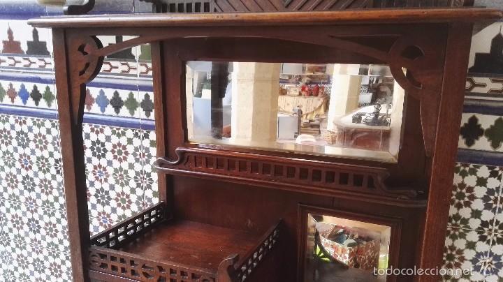 Antigüedades: mueble modernista catalan - Foto 5 - 55573197