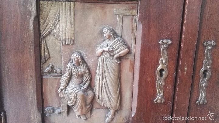 Antigüedades: mueble modernista catalan - Foto 7 - 55573197