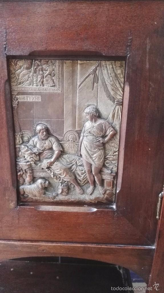 Antigüedades: mueble modernista catalan - Foto 8 - 55573197