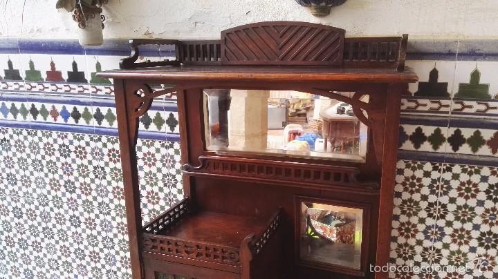 Antigüedades: mueble modernista catalan - Foto 9 - 55573197