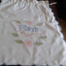 Antigüedades: ANTIGUA BOLSA DE PAN.. Lote 55573200