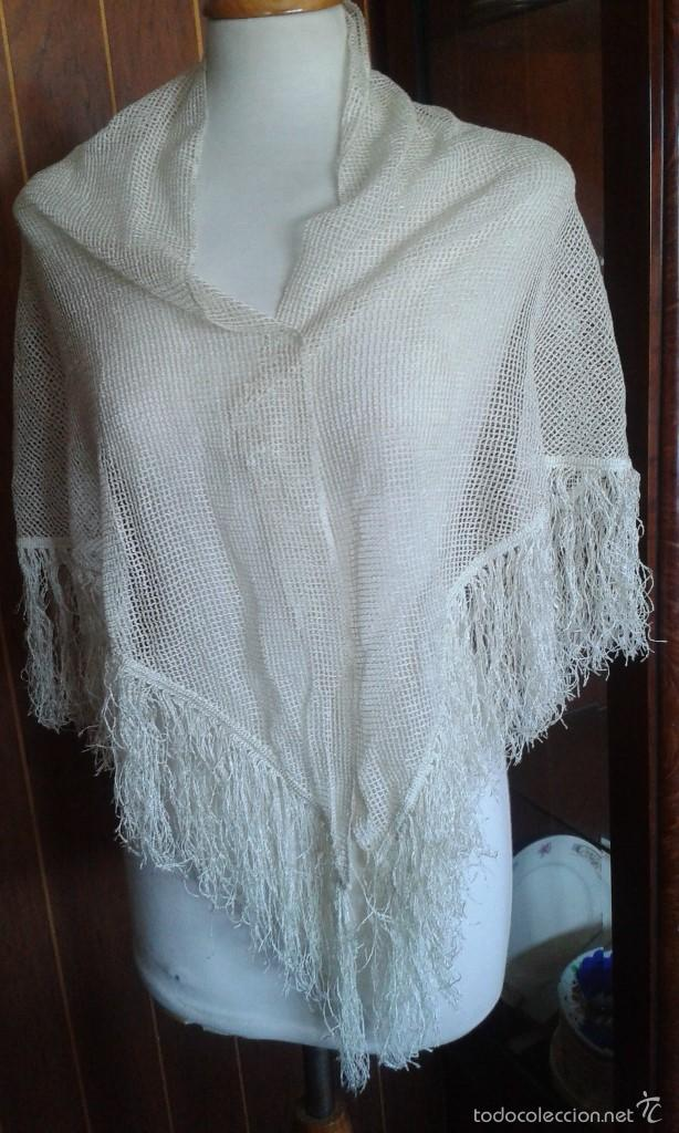 BONITO PICO COLOR CHAMPAN (Antigüedades - Moda y Complementos - Mujer)