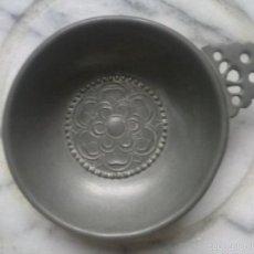 Antigüedades: BAUTIZO - PLATO. Lote 55730045