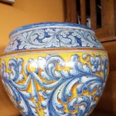 Antigüedades: GRAN TIBOR TRICOLOR TALAVERA. Lote 55731629