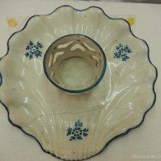 Antigüedades: MANCERINA DE ALCORA. SIGLO XVIII / XIX.. Lote 55797962