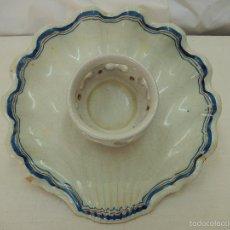 Antigüedades: MANCERINA DE ALCORA. SIGLO XVIII / XIX.. Lote 55797968