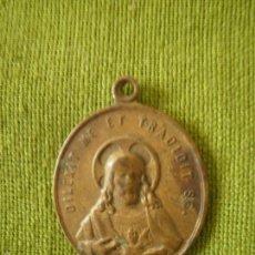 Antigüedades: MEDALLA RELIGIOSA.. Lote 55800666