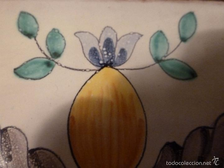 Antigüedades: azulejo manises escalon bastantes - Foto 7 - 55816666