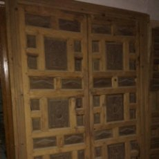 Antigüedades: PUERTA. Lote 55826024