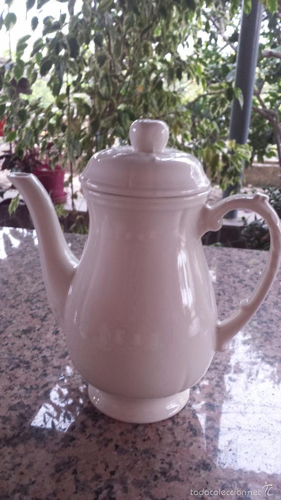 Antigüedades: preciso juego de cafe san claudio, a estrenar - Foto 4 - 55861849