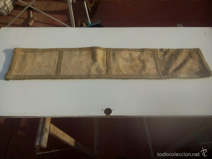 Antigüedades: lote. camino de mesa - Foto 3 - 93164312