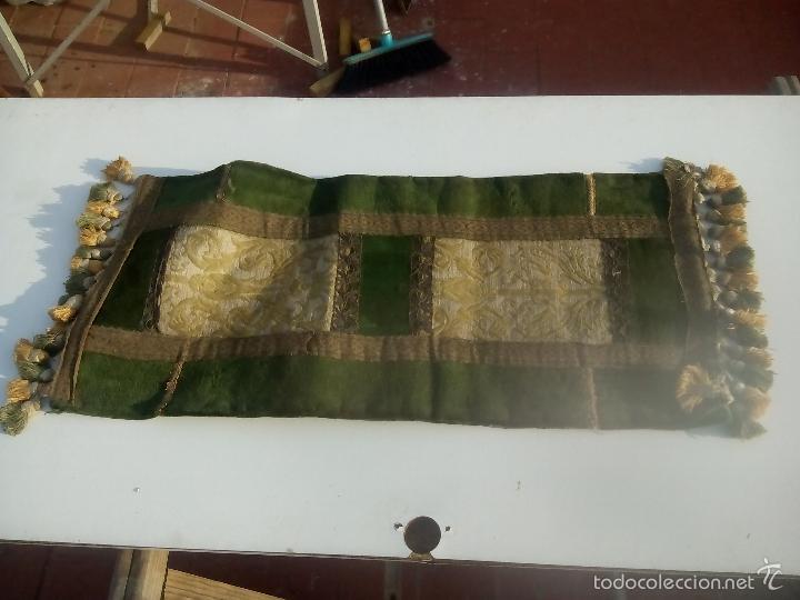 Antigüedades: lote. camino de mesa - Foto 4 - 93164312