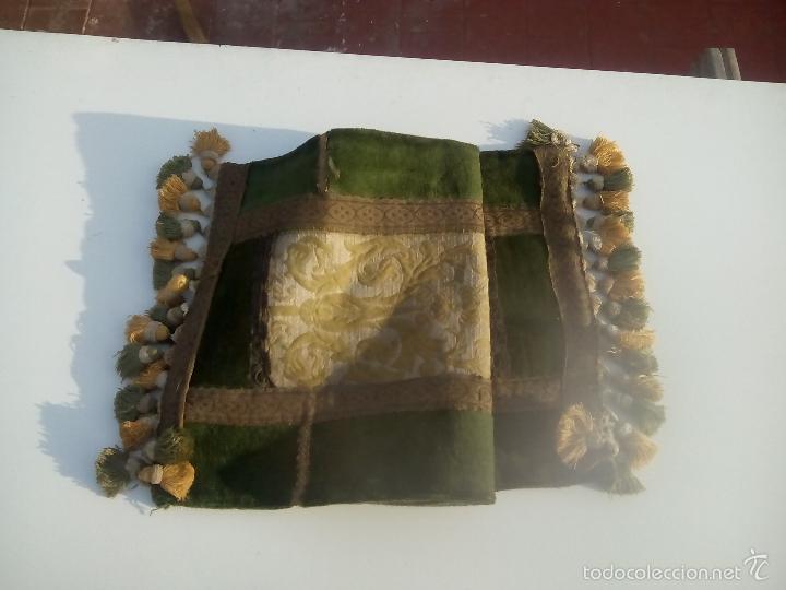 Antigüedades: lote. camino de mesa - Foto 5 - 93164312