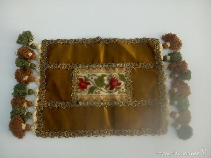 Antigüedades: lote. camino de mesa - Foto 6 - 93164312