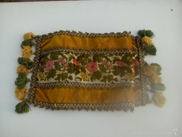 Antigüedades: lote. camino de mesa - Foto 8 - 93164312