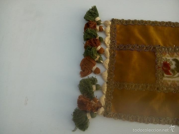 Antigüedades: lote. camino de mesa - Foto 10 - 93164312