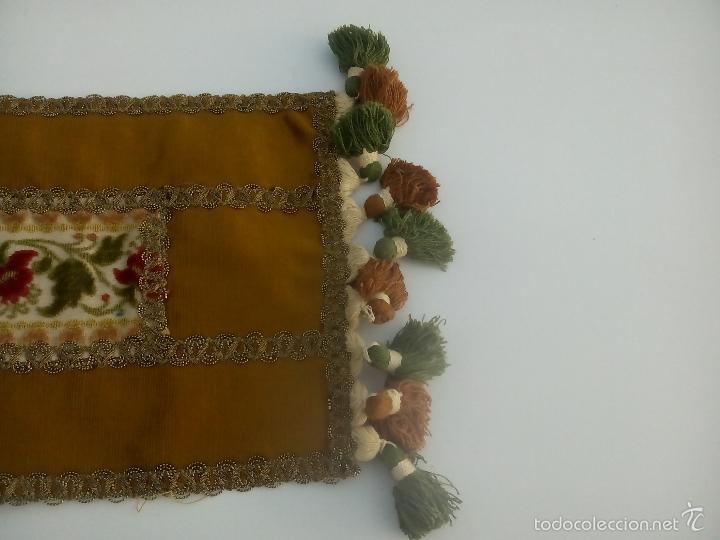 Antigüedades: lote. camino de mesa - Foto 11 - 93164312