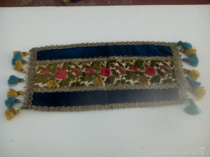 Antigüedades: lote. camino de mesa - Foto 14 - 93164312