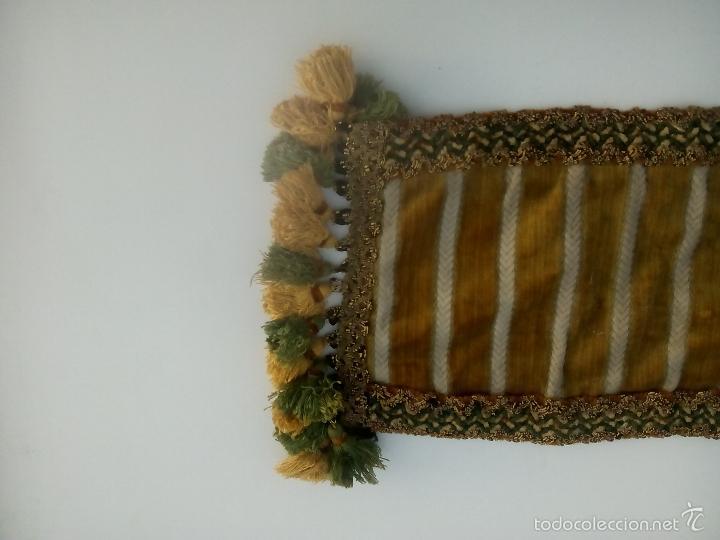 Antigüedades: lote. camino de mesa - Foto 18 - 93164312