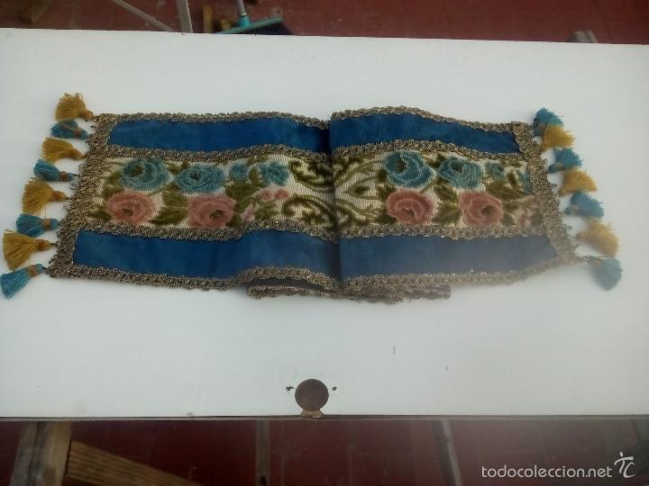 Antigüedades: lote. camino de mesa - Foto 19 - 93164312