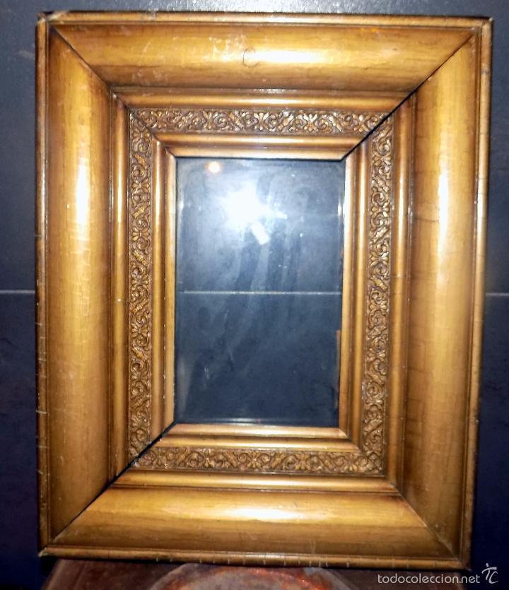 muy antiguo marco de madera maciza, buen estado - Comprar Marcos ...