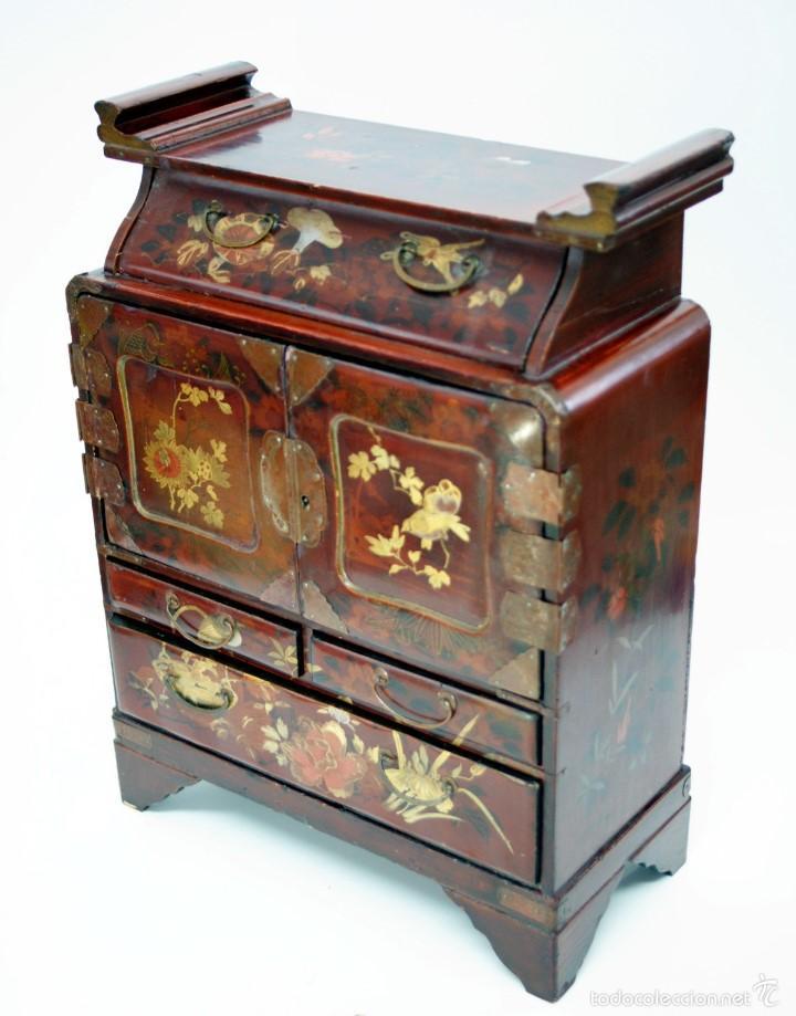 joyero - armario tocador - papelero chino - lac - Comprar Muebles ...