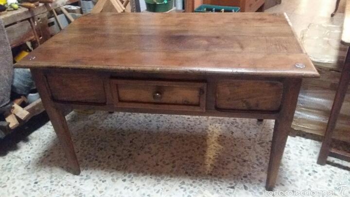 mesa antigua de cocina - Comprar Mesas Antiguas en todocoleccion ...