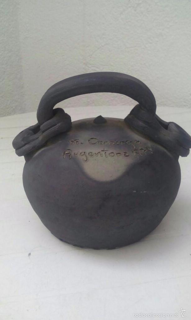 CANTIR - BOTIJO DE 16 CMS. ALTO ST DOMINGO / ARGENTONA 1978 (Antigüedades - Porcelanas y Cerámicas - Otras)