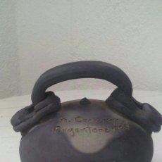 Antigüedades: CANTIR - BOTIJO DE 16 CMS. ALTO ST DOMINGO / ARGENTONA 1978. Lote 55904625