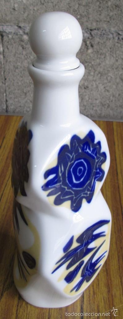 Antigüedades: BOTELLA de porcelana SARGADELOS - Foto 2 - 84661026