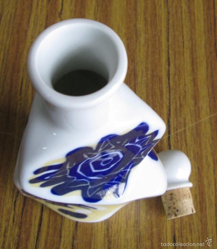 Antigüedades: BOTELLA de porcelana SARGADELOS - Foto 4 - 84661026