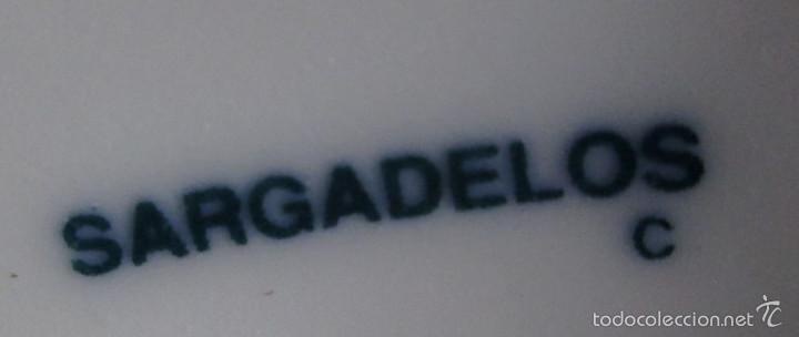 Antigüedades: BOTELLA de porcelana SARGADELOS - Foto 6 - 84661026