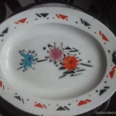 Antigüedades: BANDEJA ART-DECO .. Lote 55918819