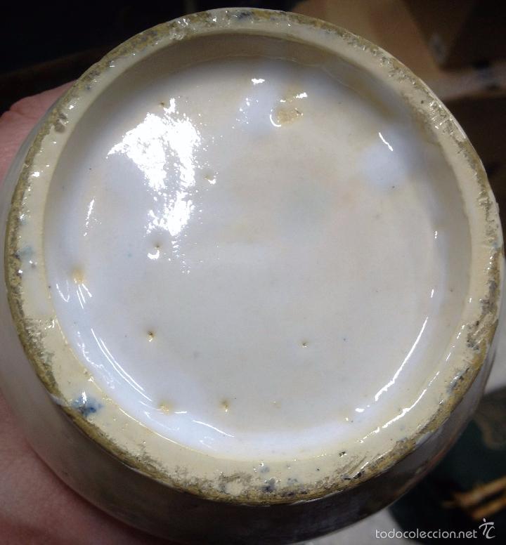 Antigüedades: Albarelo de cerámica de Triana - Foto 8 - 28258340
