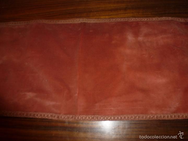 Antigüedades: tapete granate - Foto 2 - 55994274