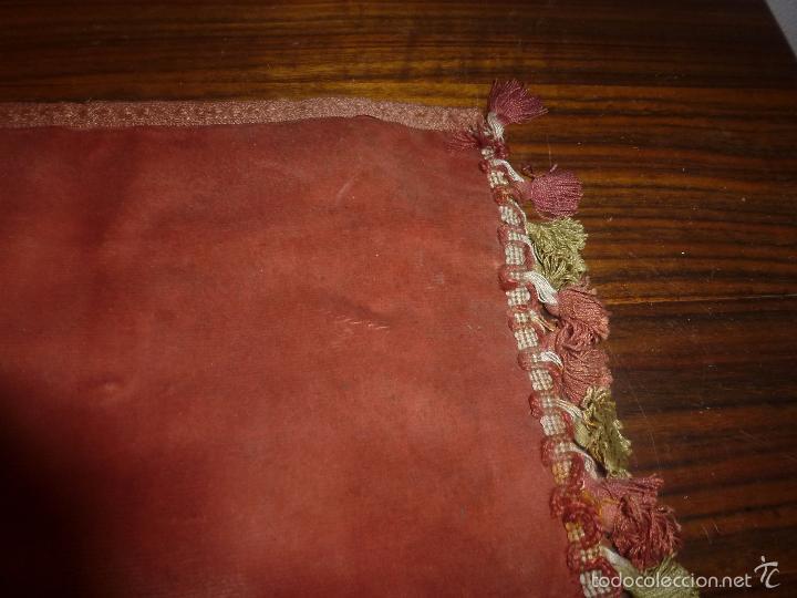 Antigüedades: tapete granate - Foto 4 - 55994274