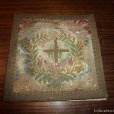 Antigüedades: TAPETE RELIGIOSO. Lote 55994537