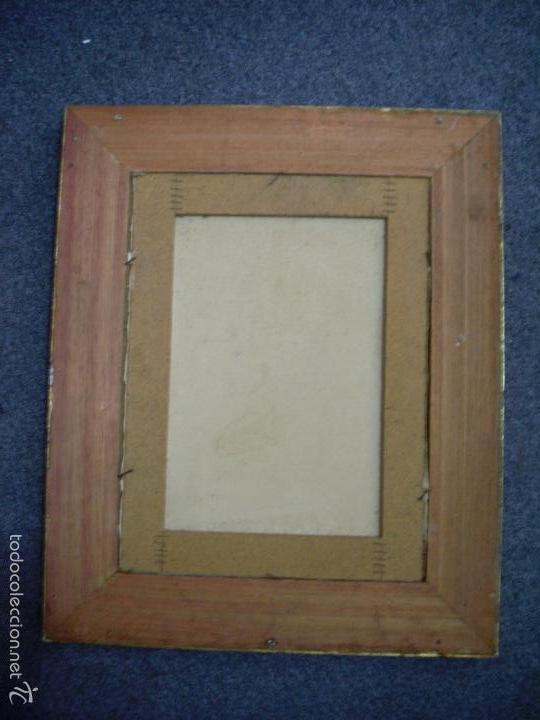 Antigüedades: cuadro virgen - Foto 3 - 56002925