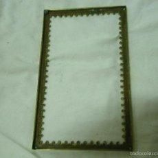 Antigüedades: MARCO DE METAL. Lote 56007614