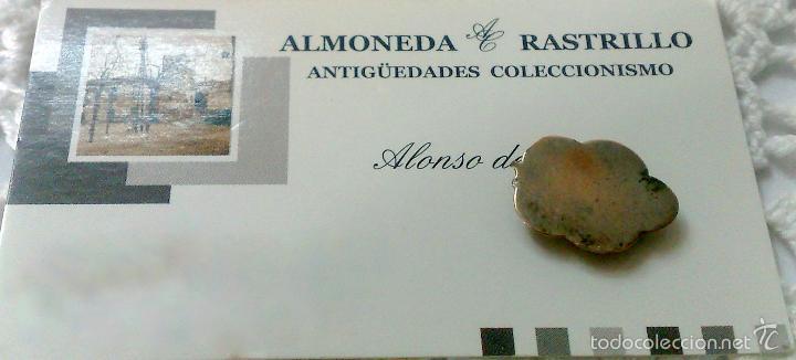 Antigüedades: ANTIGUA MEDALLA O ESCAPULARIO. - Foto 6 - 32927770