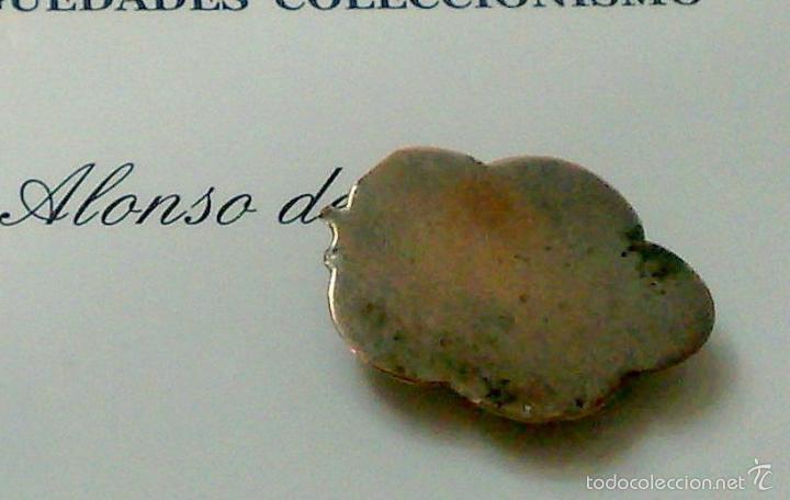 Antigüedades: ANTIGUA MEDALLA O ESCAPULARIO. - Foto 7 - 32927770