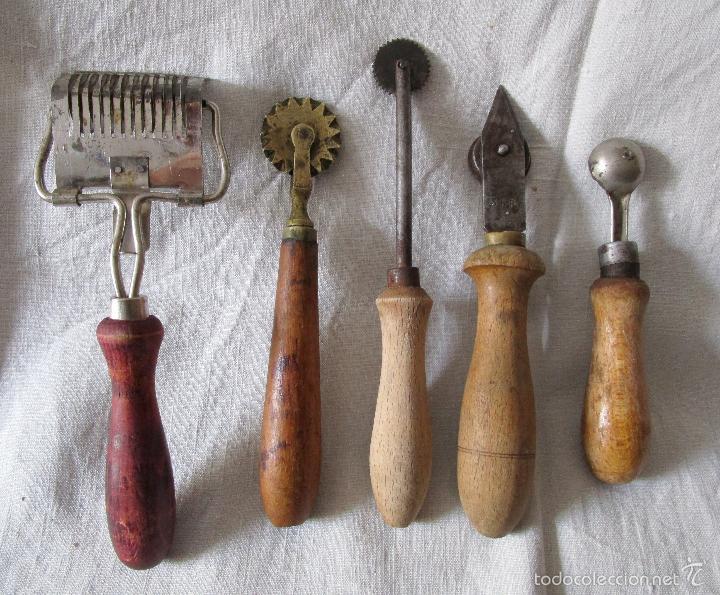 Cinco antiguos utensilios de cocina comprar utensilios for Utensilios de cocina viejos