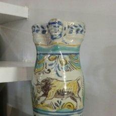 Antigüedades: JARRA DE CERAMICA DE TRIANA. Lote 56095319