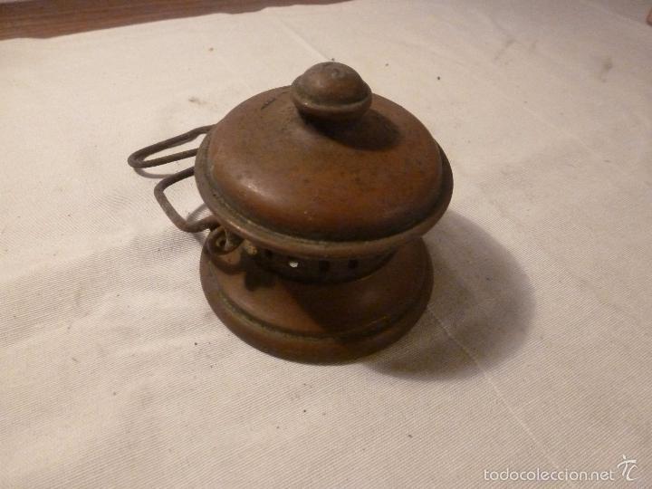 Antigüedades: asa para farol - Foto 2 - 56100283