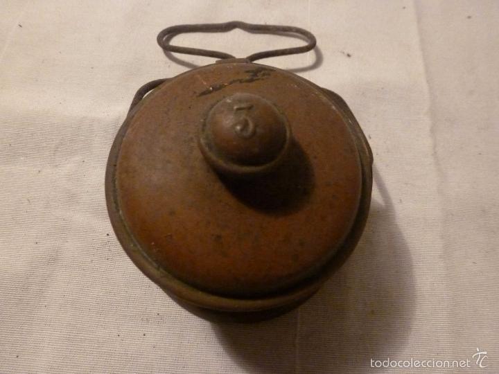 Antigüedades: asa para farol - Foto 6 - 56100283