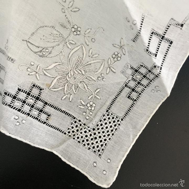 antiguo pañuelo de encaje - Buy Old Handkerchiefs at todocoleccion ...