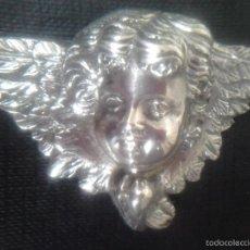 Antigüedades: ANGEL - PLATA DE LEY 915- S.XIX. Lote 56163086