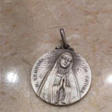 Antigüedades: MEDALLA NTRA. SRA. DEL ROSARIO DE FÁTIMA. Lote 56170888