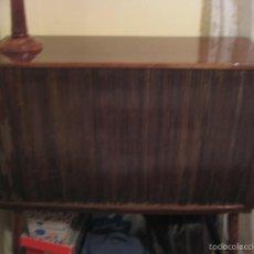 Antigüedades: TELEVISOR TV TELEVISION WESTINGHOUSE PRIMEROS AÑOS 60 INELEC TELEMATIC CON CORTINILLA RARO. Lote 56172304